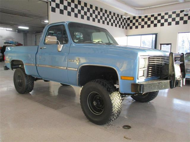 Picture of '83 K-10 - MOUF
