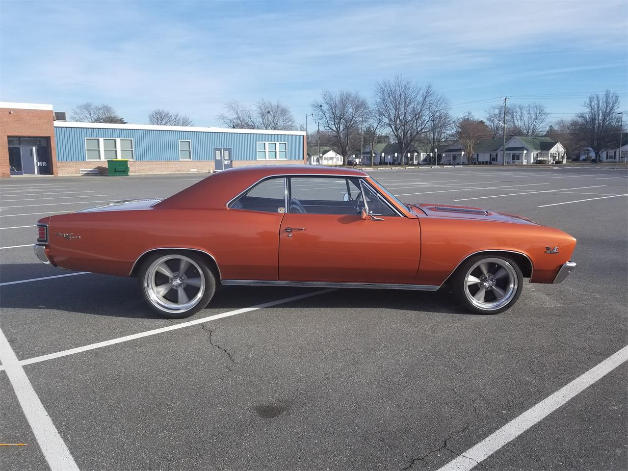 Large Picture of '67 Chevelle SS - MOV5