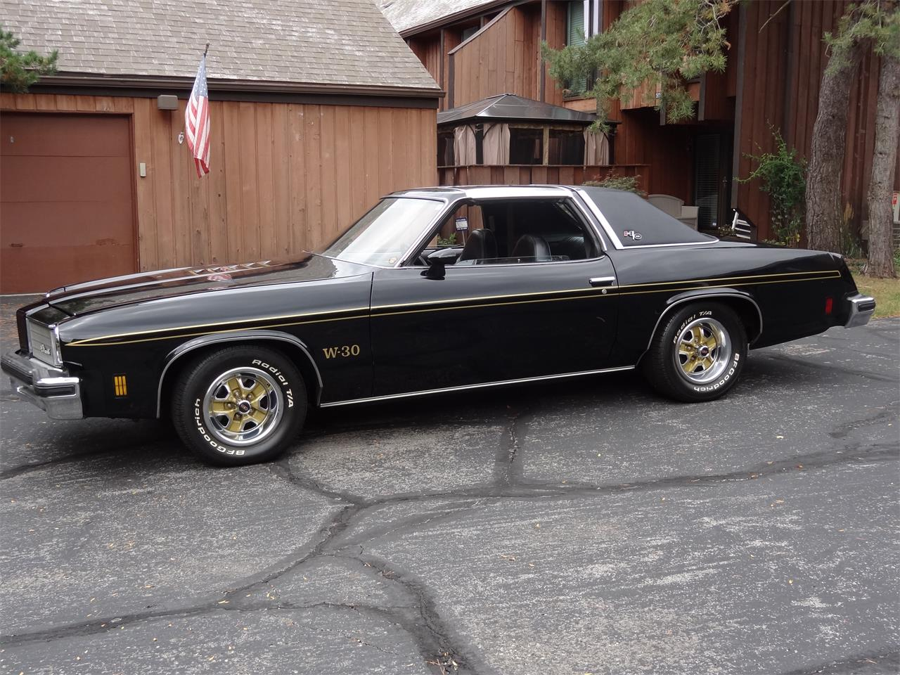 Large Picture of 1975 Oldsmobile Hurst Offered by a Private Seller - MOV9