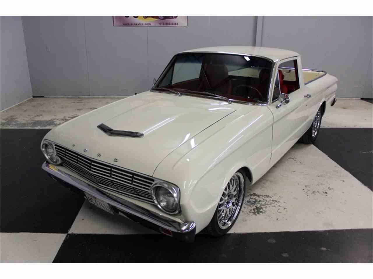 1962 Ford Ranchero for Sale | ClassicCars.com | CC-1058665