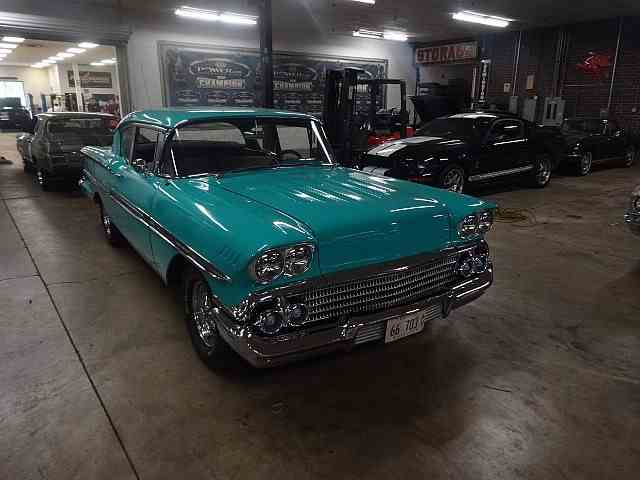 Picture of '58 Biscayne Offered by  - MOVE