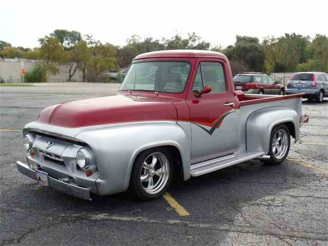 Picture of '54 F100 - MOVL
