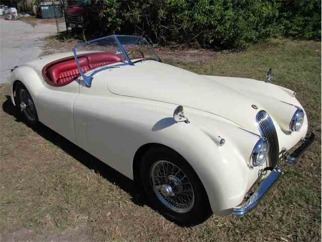 Picture of '54 XK120 - MOVV