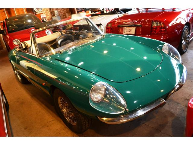 Picture of Classic 1967 Alfa Romeo Duetto - $79,995.00 Offered by  - MOWJ