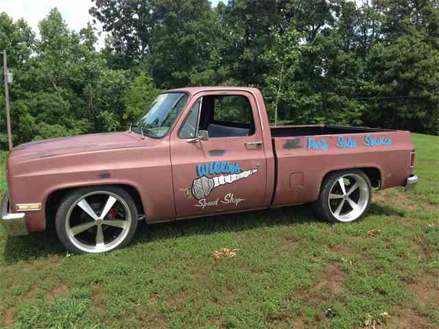Picture of 1984 Chevrolet C/K 10 located in Murray Kentucky Offered by a Private Seller - MOWM