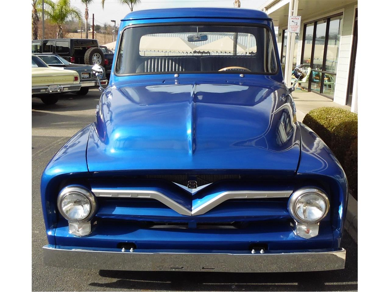 1956 Ford F100 For Sale Cc 1058715 1955 Power Steering Truck Large Picture Of 56 Located In Redlands California 2999500 Mowr