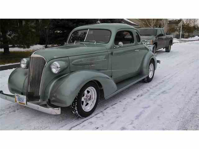 Picture of Classic 1937 Chevrolet Deluxe Business Coupe located in Montana Offered by a Private Seller - MOWV