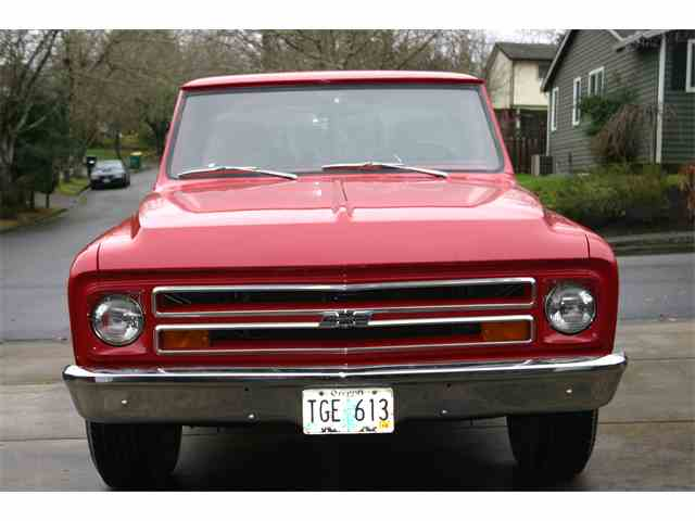 Picture of '72 Pickup - MOXG