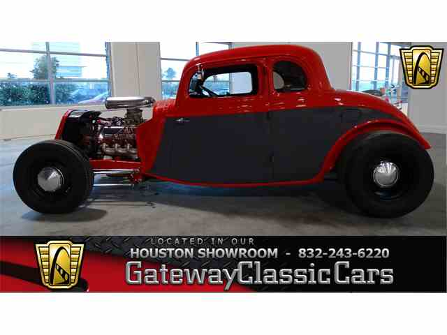 Picture of '34 5-Window Coupe - MOY8