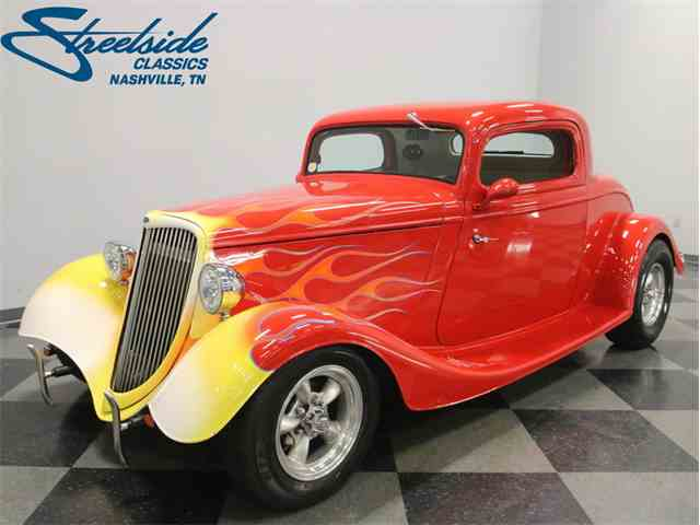 Picture of '34 3-Window Coupe - MOYB