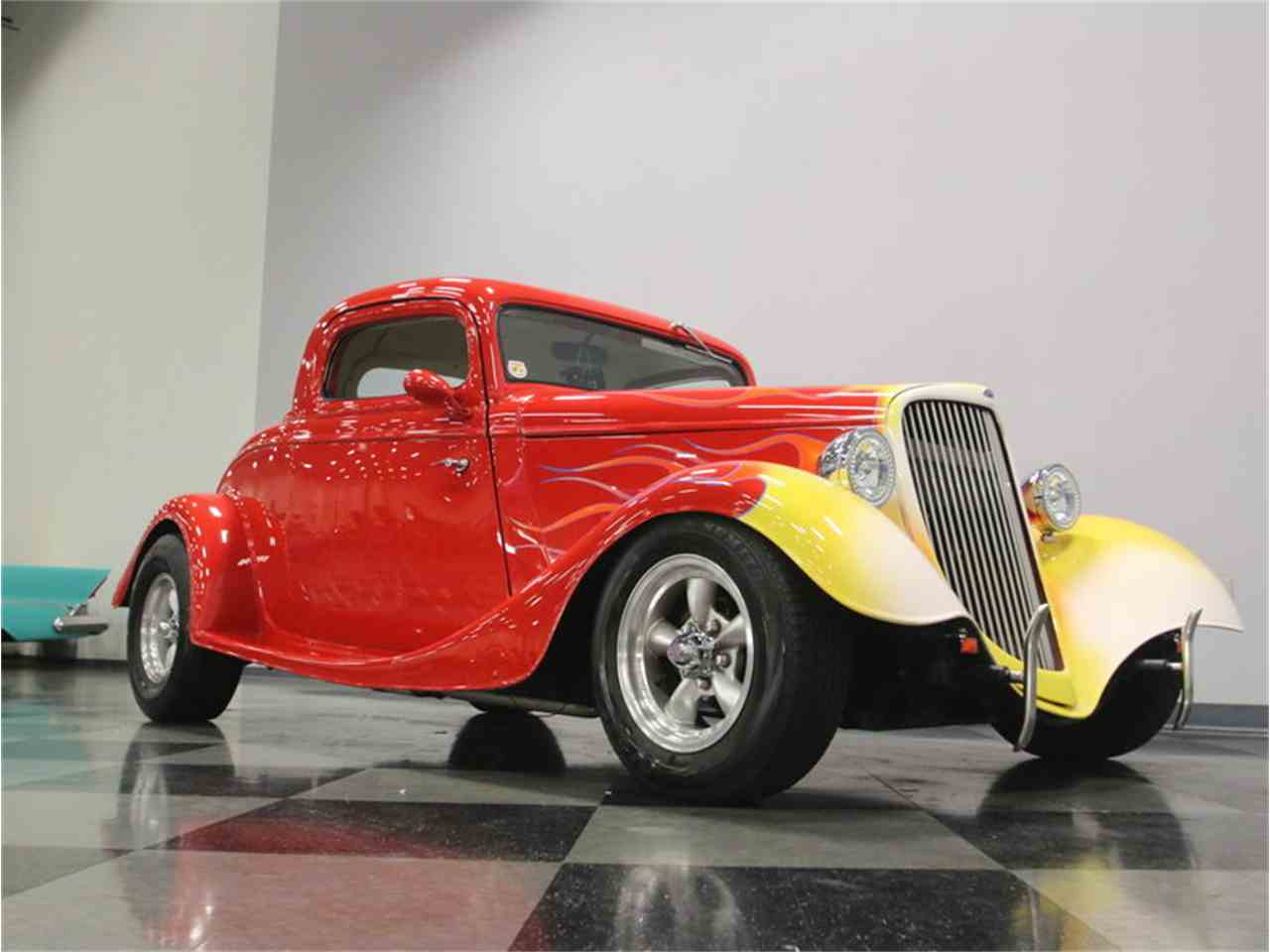 1934 Ford 3-Window Coupe for Sale   ClassicCars.com   CC-1058771