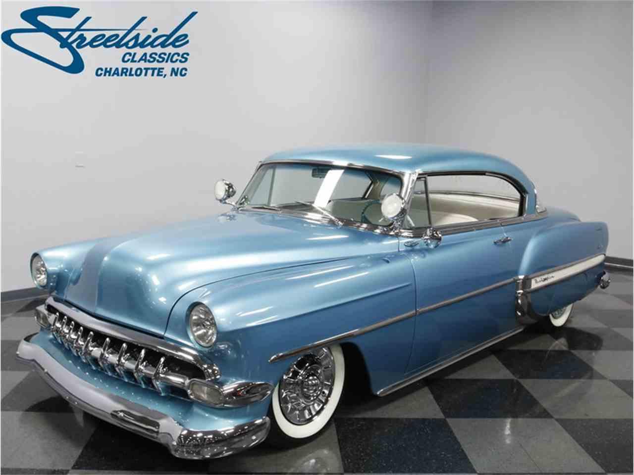 1954 Chevrolet Bel Air for Sale | ClicCars.com | CC-1050088