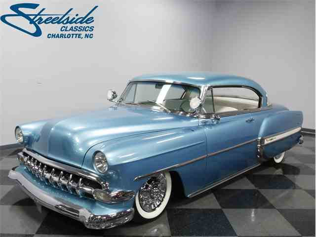 1954 Chevrolet Bel Air - Hot Rod Network