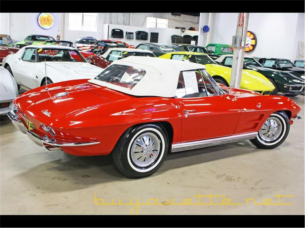 Large Picture of 1964 Corvette Offered by Buyavette - MOZG
