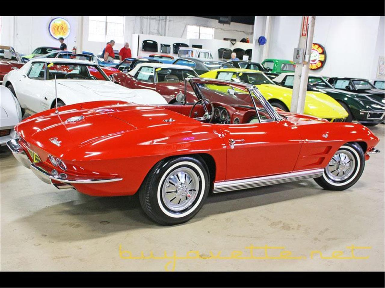 Large Picture of Classic 1964 Corvette located in Georgia - $74,999.00 Offered by Buyavette - MOZG