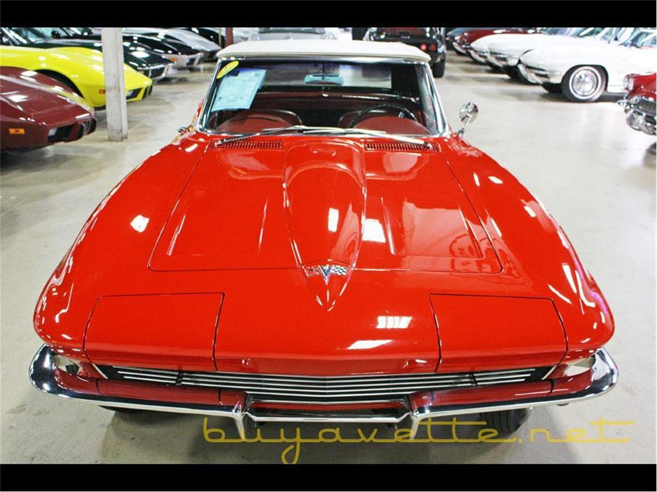 Large Picture of Classic '64 Chevrolet Corvette located in Georgia - MOZG