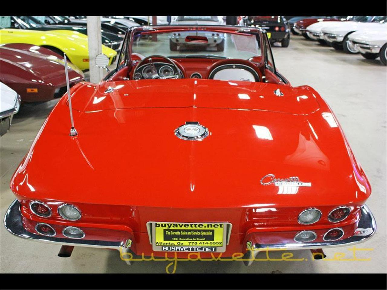 Large Picture of Classic 1964 Chevrolet Corvette located in Atlanta Georgia Offered by Buyavette - MOZG