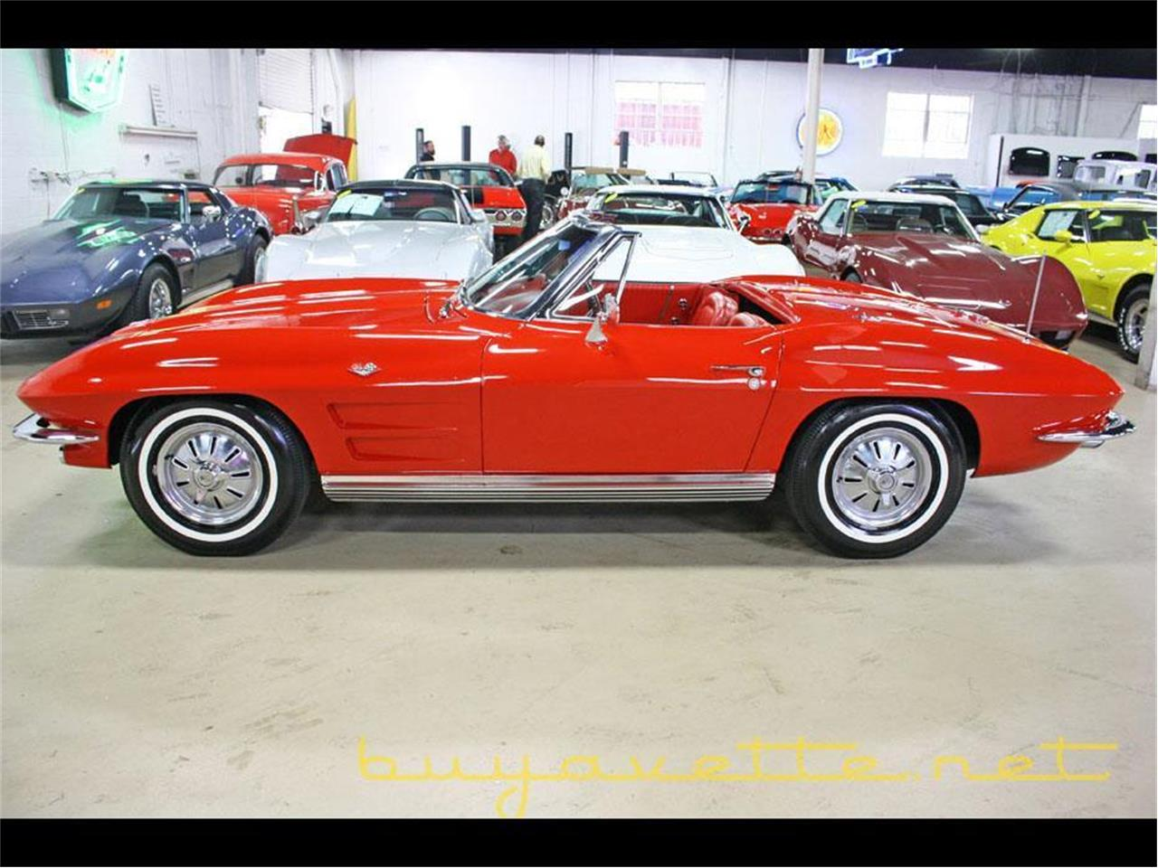 Large Picture of '64 Chevrolet Corvette located in Georgia Offered by Buyavette - MOZG