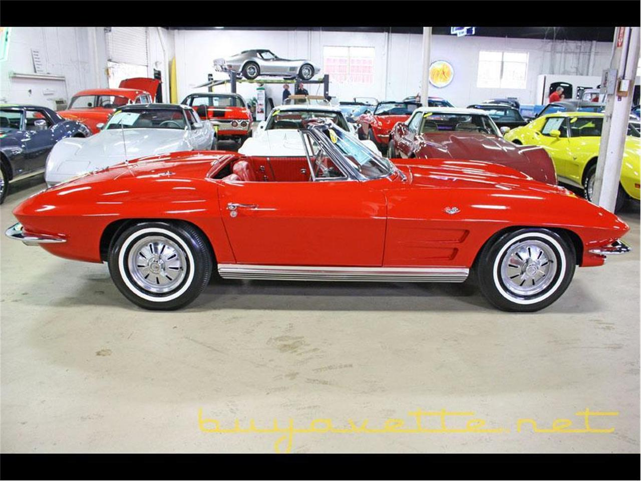 Large Picture of Classic '64 Chevrolet Corvette located in Georgia - $74,999.00 - MOZG