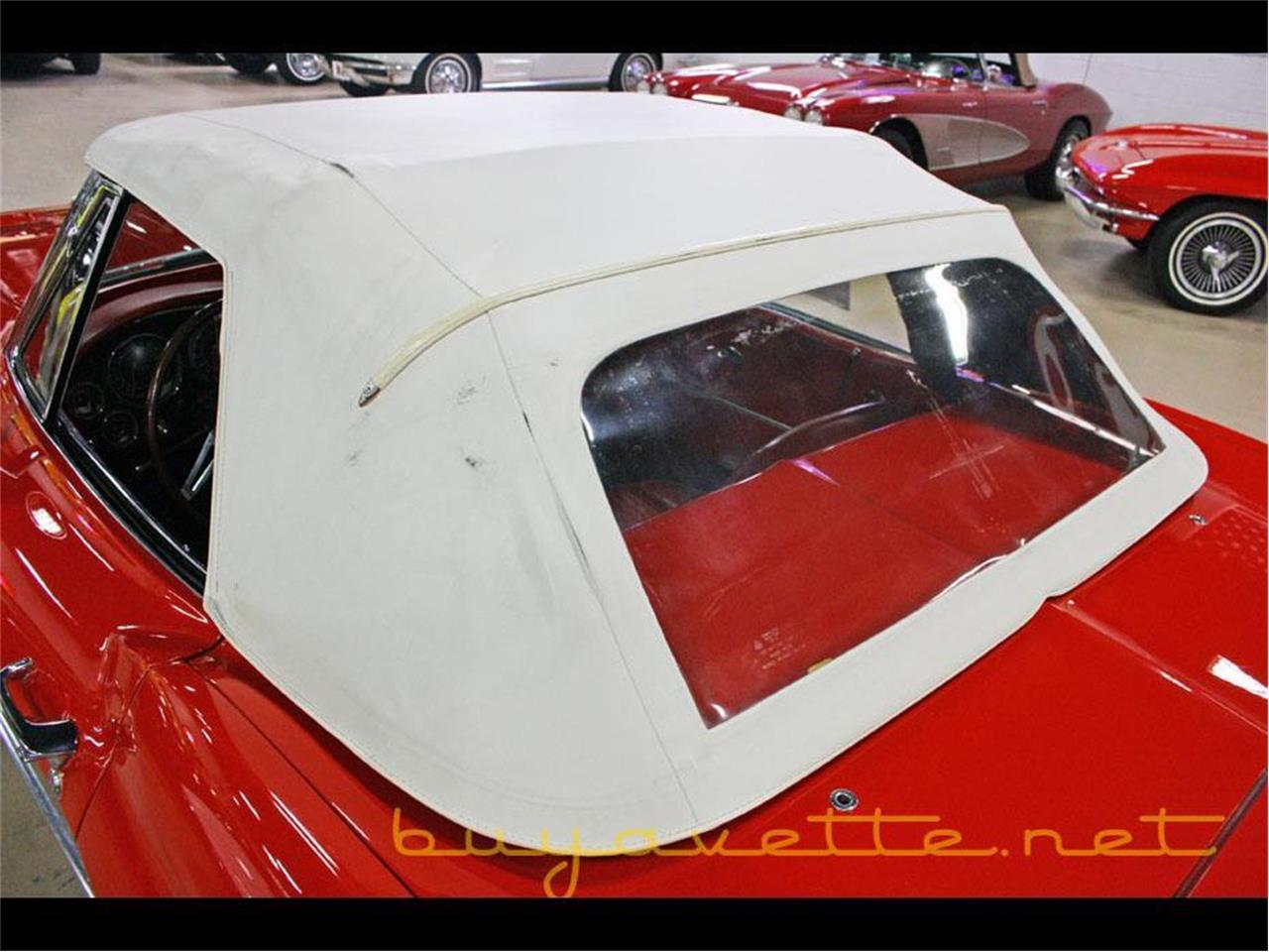Large Picture of '64 Corvette located in Georgia Offered by Buyavette - MOZG
