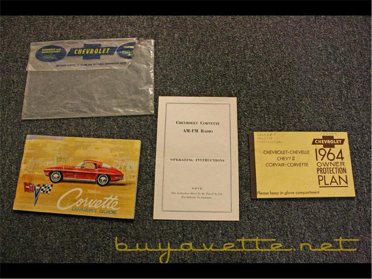 Large Picture of Classic 1964 Chevrolet Corvette - $74,999.00 - MOZG