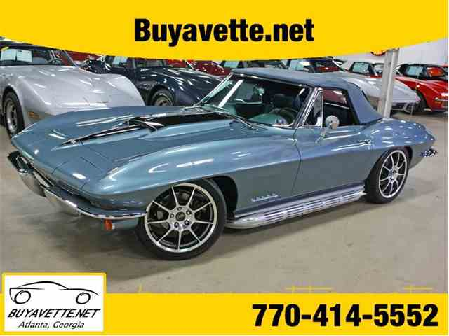 Picture of '67 Corvette - MOZH
