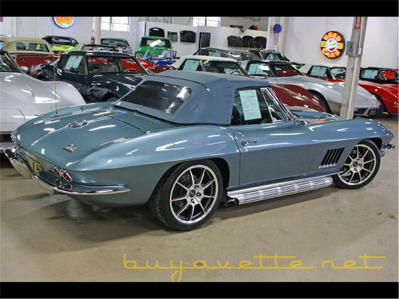 Large Picture of Classic 1967 Corvette located in Atlanta Georgia Offered by Buyavette - MOZH