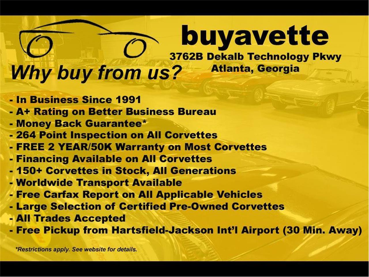 Large Picture of '67 Corvette located in Atlanta Georgia Offered by Buyavette - MOZH
