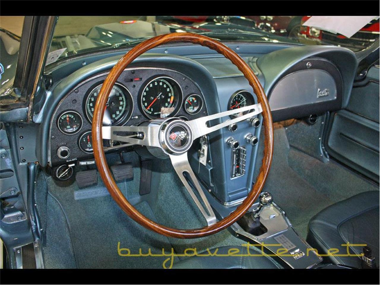 Large Picture of 1967 Chevrolet Corvette Offered by Buyavette - MOZH