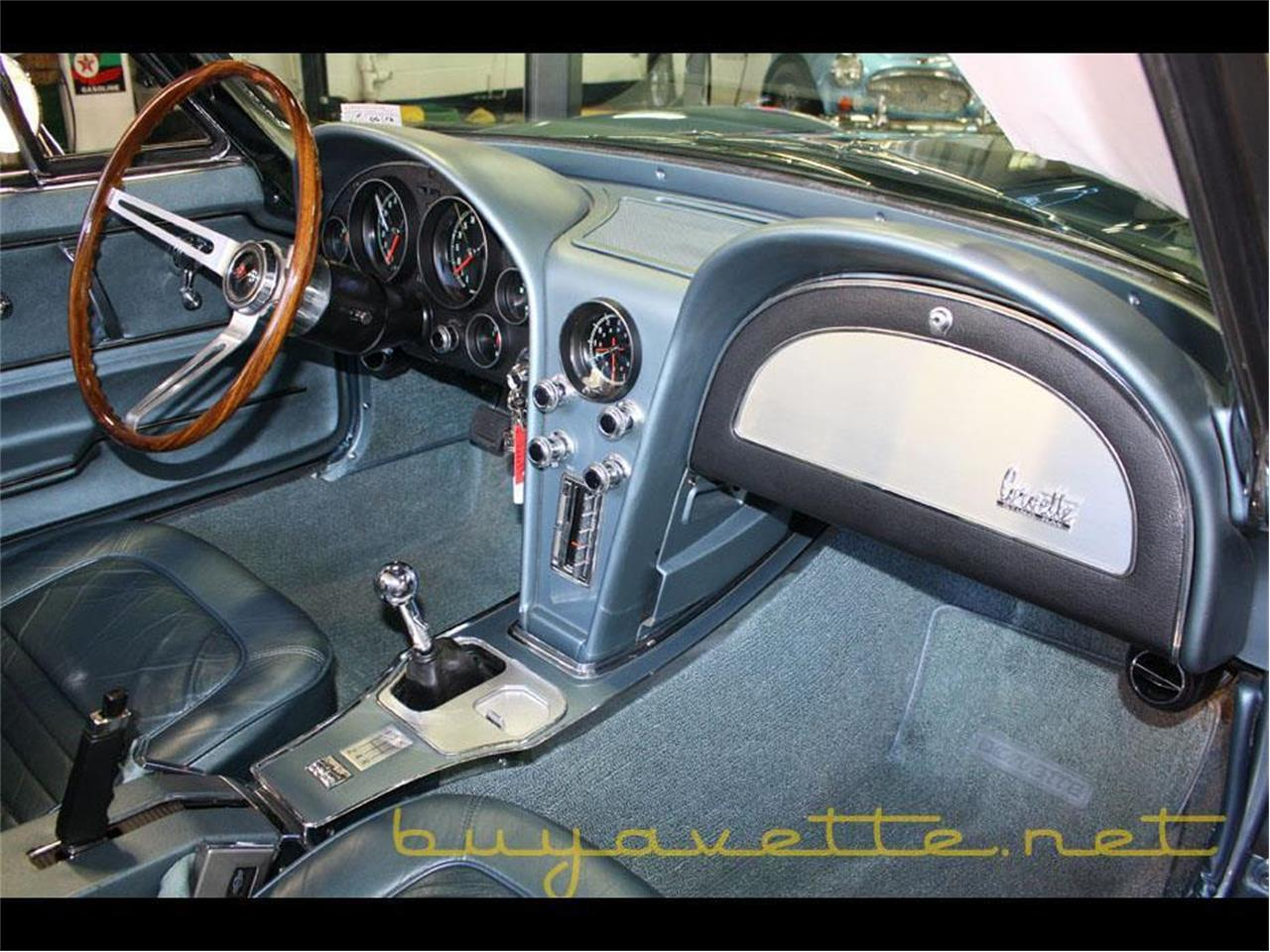 Large Picture of Classic '67 Corvette - $169,999.00 Offered by Buyavette - MOZH