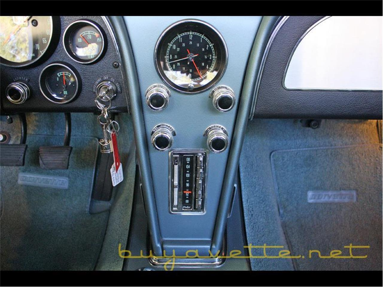 Large Picture of '67 Chevrolet Corvette - $169,999.00 Offered by Buyavette - MOZH