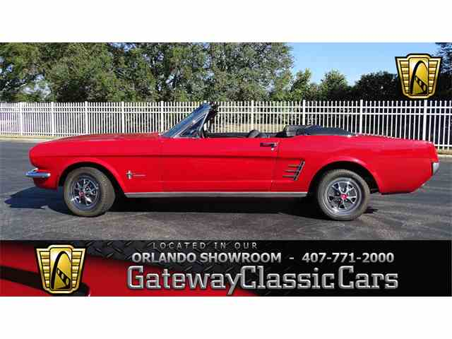 Picture of '66 Mustang - MOZL