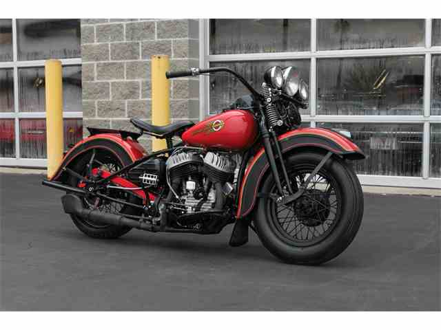 Picture of '41 Motorcycle - MOZN
