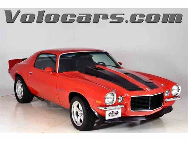Picture of Classic 1973 Chevrolet Camaro RS located in Illinois - $32,998.00 Offered by Volo Auto Museum - MP02