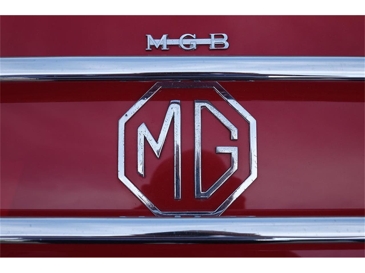 Large Picture of '66 MGB Offered by Motor City Classic Cars - MP0T