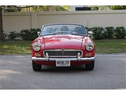 Picture of Classic 1966 MGB - $21,900.00 Offered by Motor City Classic Cars - MP0T