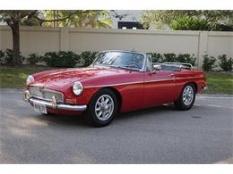 Picture of Classic 1966 MG MGB - MP0T