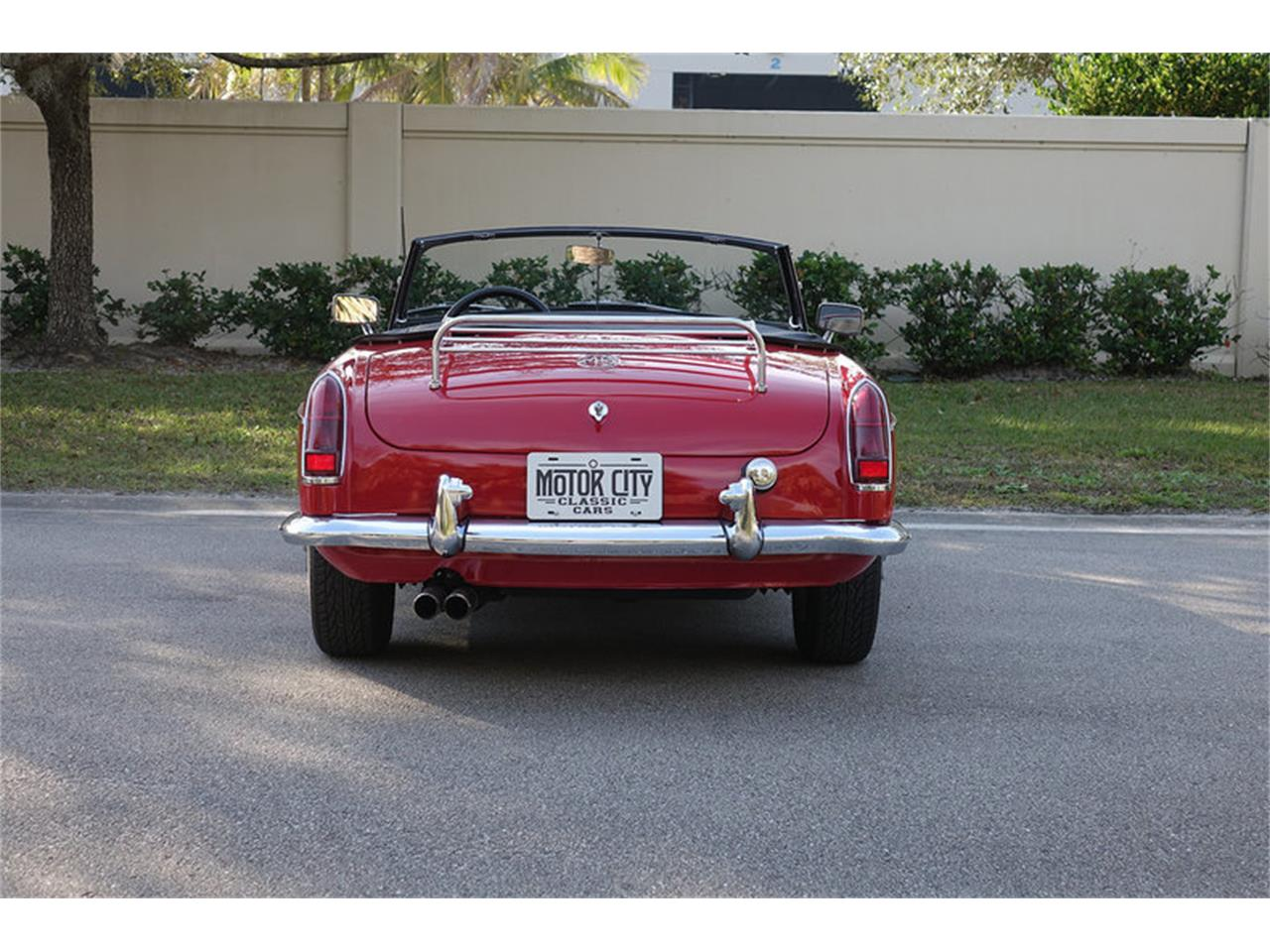 Large Picture of Classic '66 MGB located in Vero Beach Florida Offered by Motor City Classic Cars - MP0T
