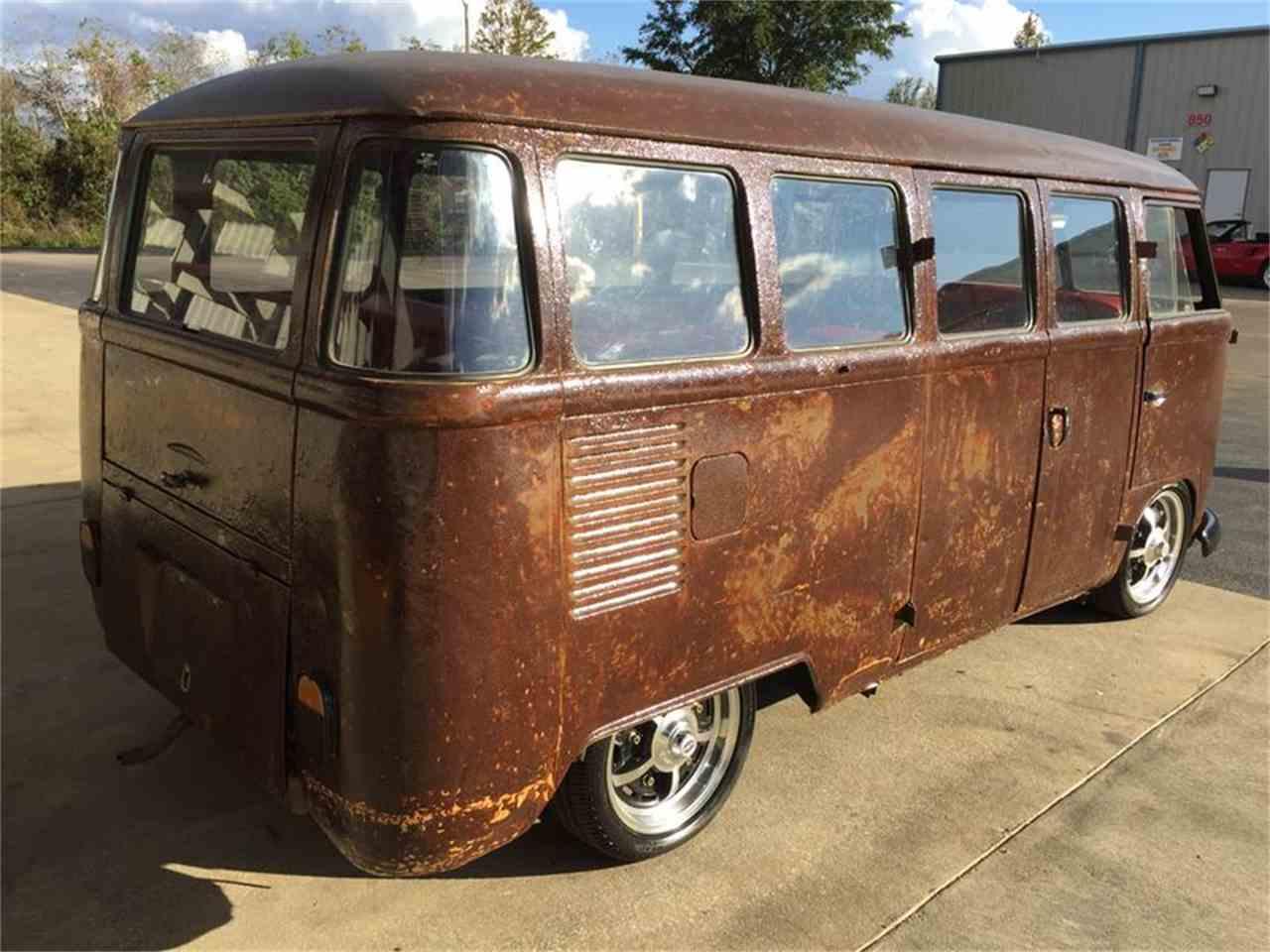 1963 Volkswagen Bus For Sale Classiccars Com Cc 1058950