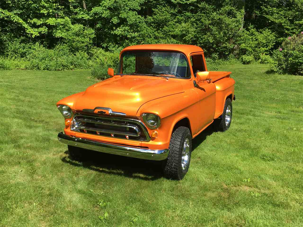 Large Picture of 1957 Chevrolet 3100 located in Connecticut - $55,000.00 Offered by a Private Seller - MP3G