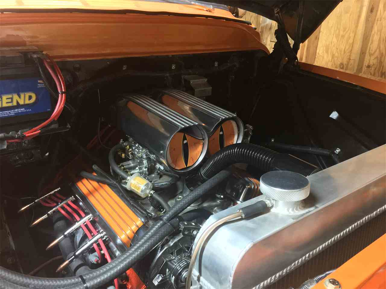 Large Picture of Classic '57 Chevrolet 3100 located in Connecticut - $55,000.00 Offered by a Private Seller - MP3G