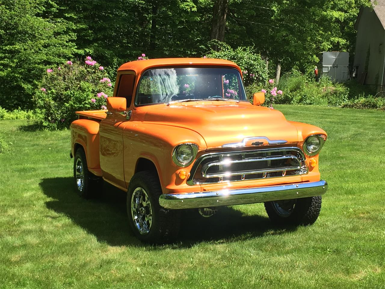 Large Picture of '57 Chevrolet 3100 - $55,000.00 - MP3G
