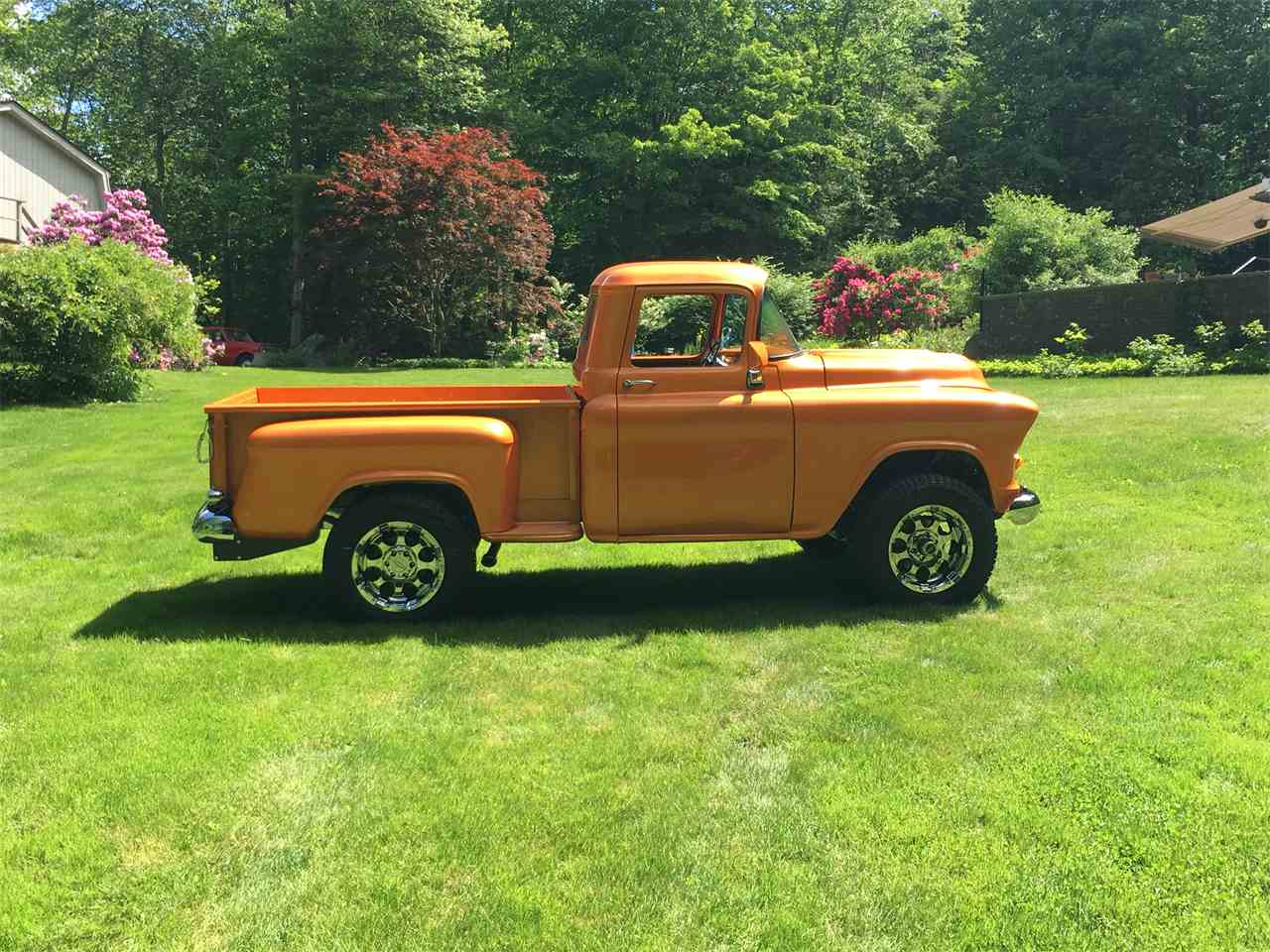 Large Picture of Classic '57 Chevrolet 3100 Offered by a Private Seller - MP3G
