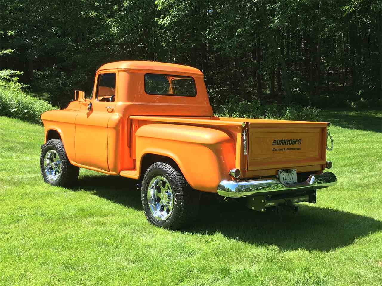 Large Picture of Classic '57 Chevrolet 3100 located in Southbury Connecticut - $55,000.00 Offered by a Private Seller - MP3G