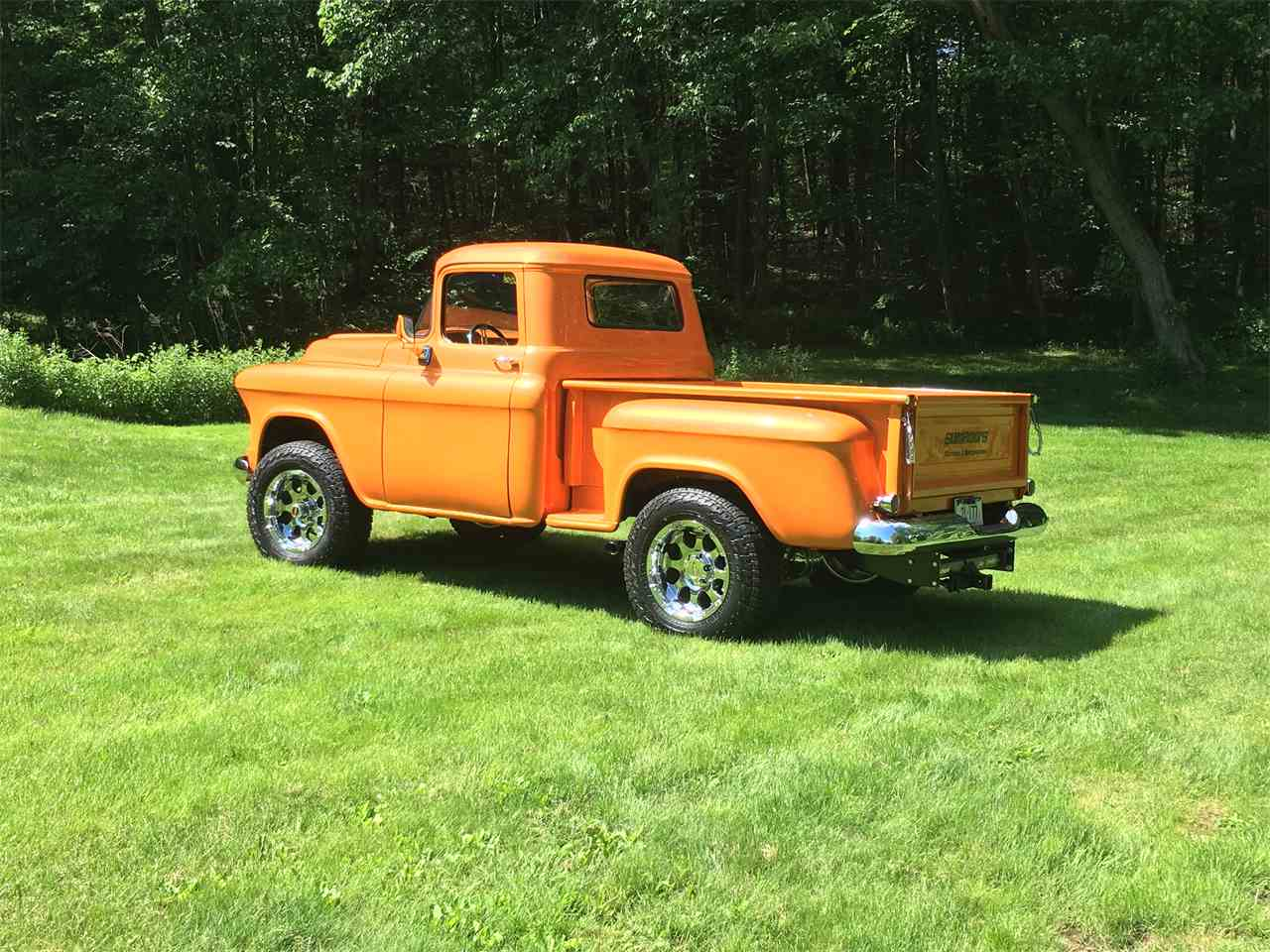 Large Picture of 1957 3100 located in Connecticut - $55,000.00 - MP3G