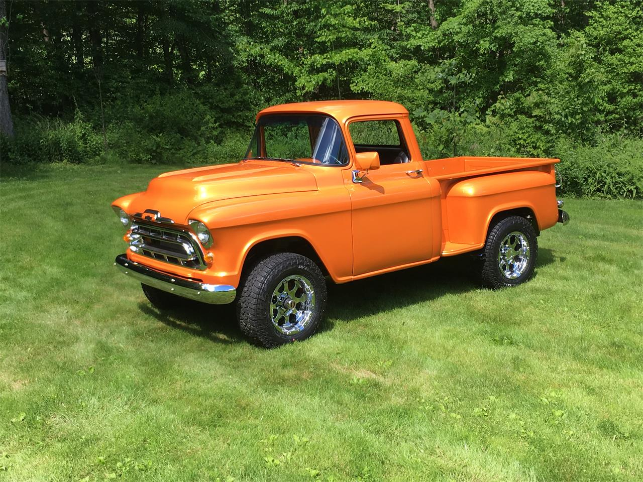 Large Picture of '57 Chevrolet 3100 located in Connecticut - MP3G