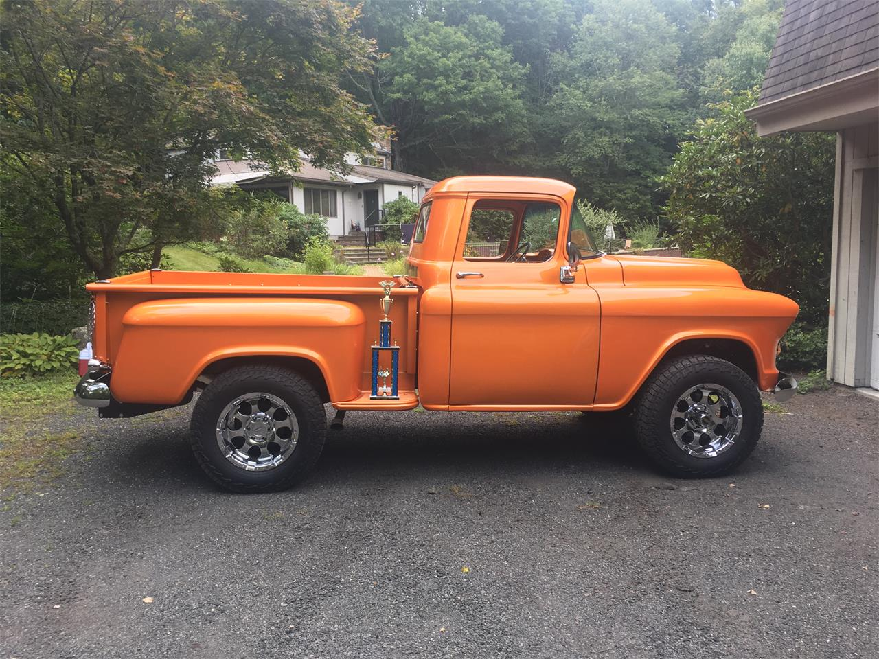 Large Picture of '57 Chevrolet 3100 - $55,000.00 Offered by a Private Seller - MP3G