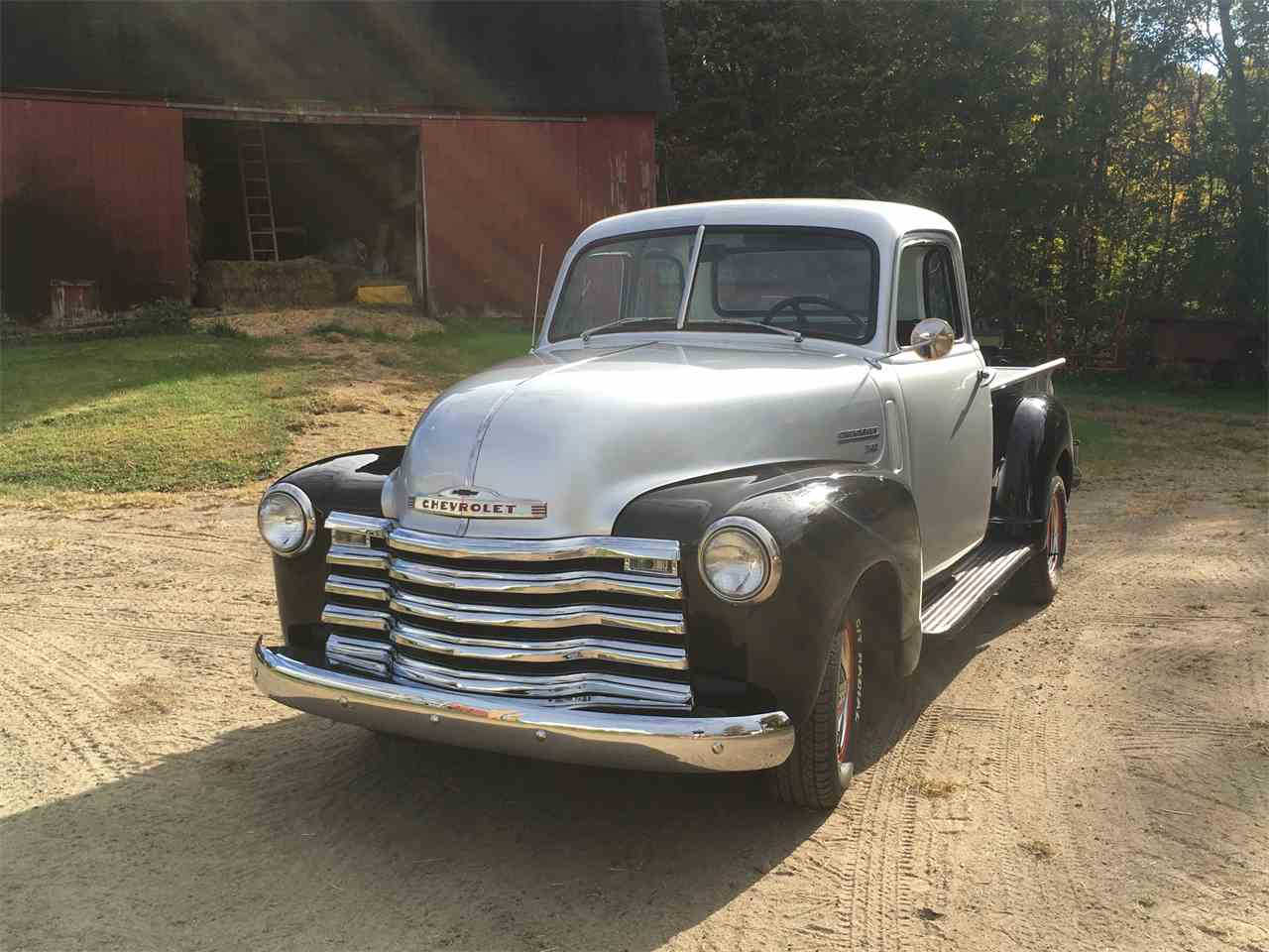 Large Picture of '51 Chevrolet 5-Window Pickup located in Connecticut - MP3N