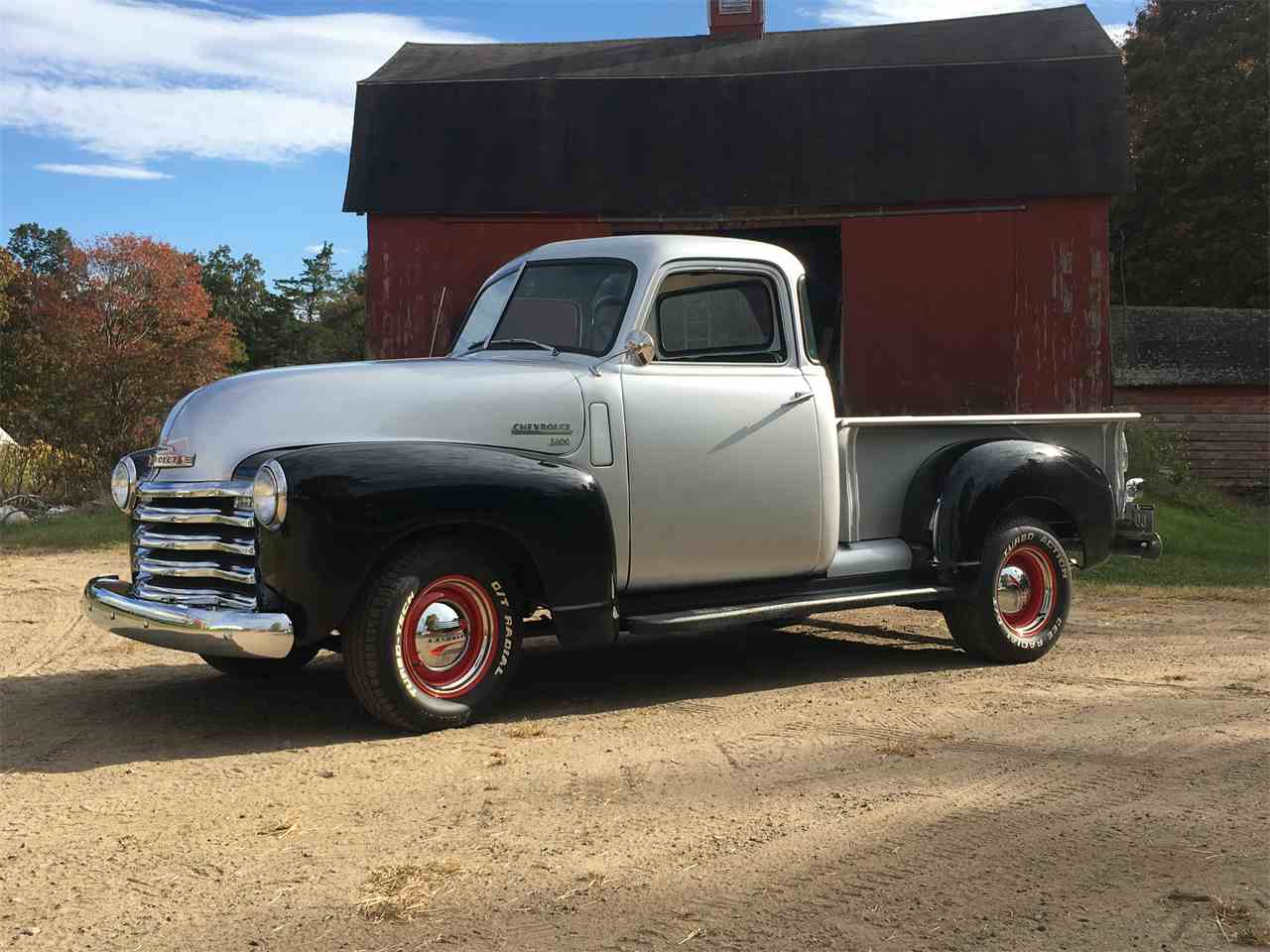 Large Picture of '51 Chevrolet 5-Window Pickup located in Connecticut - $40,000.00 Offered by a Private Seller - MP3N