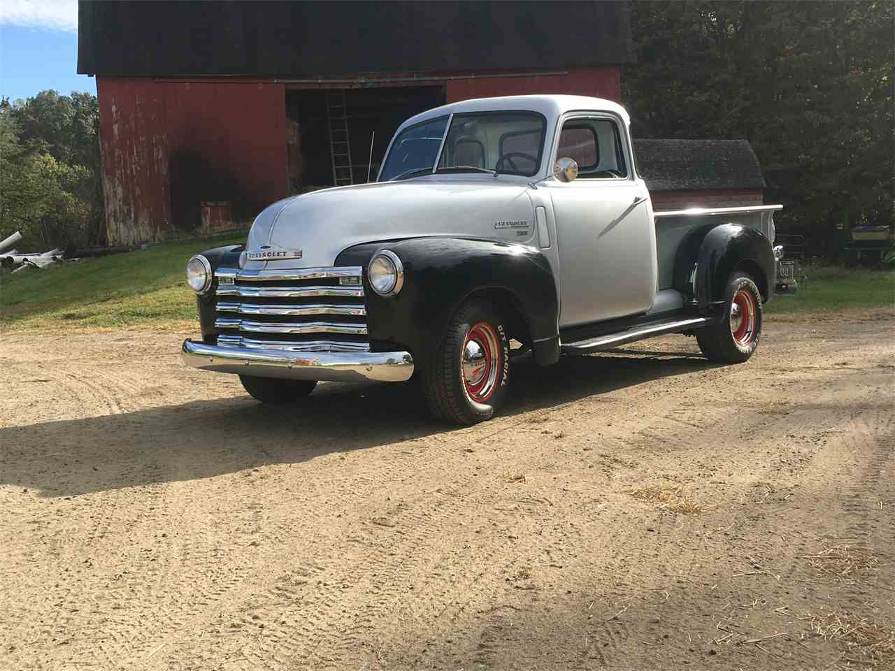 Large Picture of Classic 1951 5-Window Pickup Offered by a Private Seller - MP3N